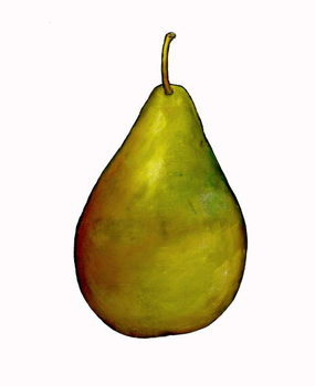 Fine Art Print pear