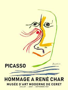 Illustration Picasso 1969