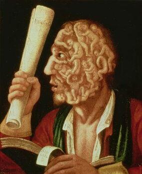 Fine Art Print Portrait of Adam