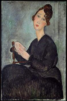 Fine Art Print Portrait of Dedie (Odette Hayden)