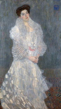 Taidejuliste Portrait of Hermine Gallia (1870-1936) 1904