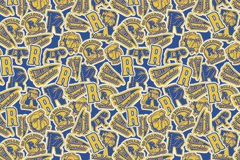Art Poster Riverdale - Bulldogs