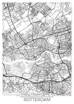 Map Rotterdam