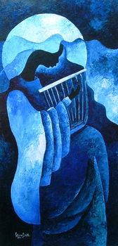 Reprodução do quadro Sacred melody, 2012