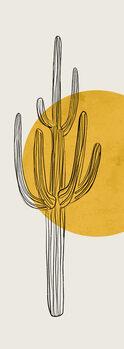 Illustration Saguaro