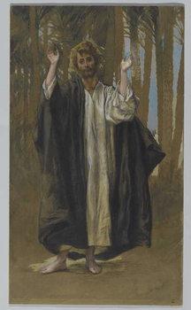 Reprodução do quadro Saint Simon