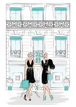 Illustration Shopping1