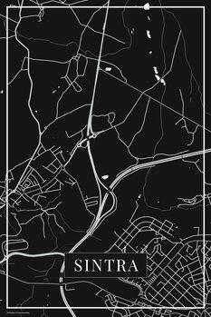 Map Sintra black