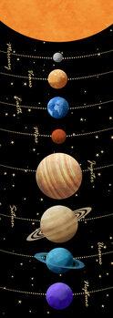 Illustration Solarsystem