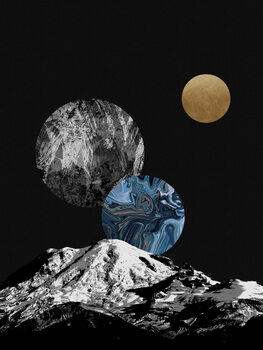 Illustration Space II