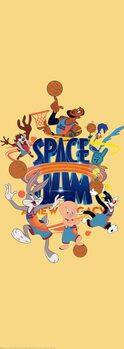 Art Poster Space Jam 2 - Tune Squad  2