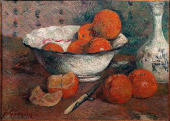 Fine Art Print Still Life with Oranges