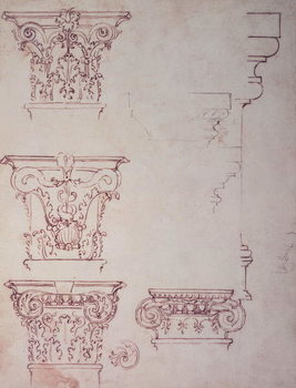 Fine Art Print Studies for a Capital