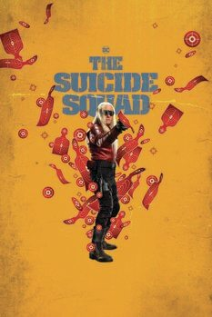 Taidejuliste Suicide Squad 2 - Savant