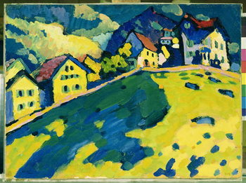 Fine Art Print Summer Landscape, 1909