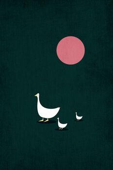 Illustration Sunny Side Of Life