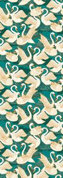 Kuva Swans Turquoise