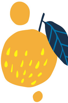 Ilustração Sweetest Fruit WHITE