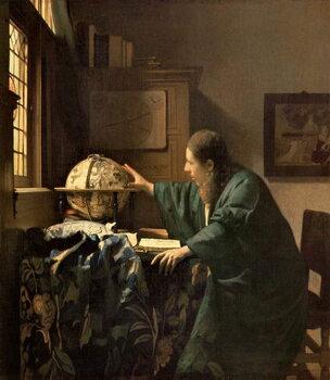 Fine Art Print The Astronomer