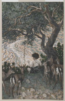 Fine Art Print The Childhood of Saint John the Baptist