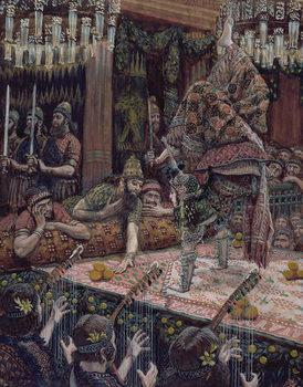 Fine Art Print The Daughter of Herodias Dancing