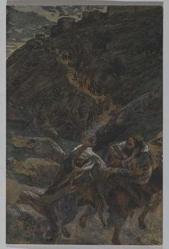 Fine Art Print The Flight of the Apostles