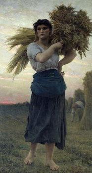 Fine Art Print The Gleaner, 1877
