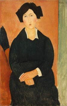 Fine Art Print The Italian Woman