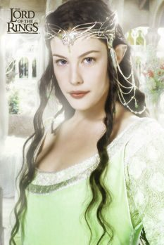Art Poster The Lord of the Rings - Arwen
