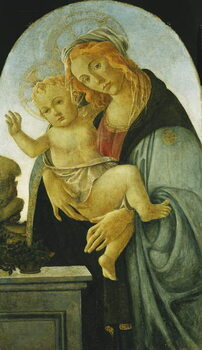 Fine Art Print The Madonna and Child,