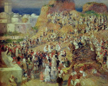 Taidejuliste The Mosque, or Arab Festival, 1881