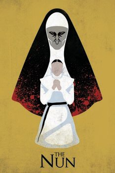 Poster The Nun - Evil behind