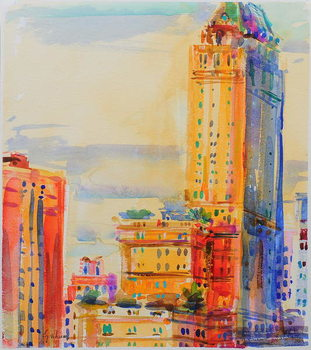 Fine Art Print The Pierre, New York