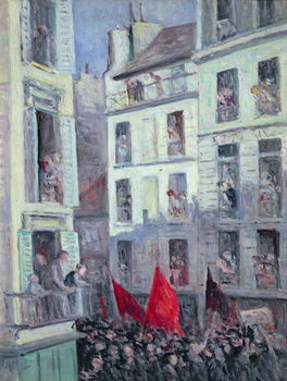 Taidejuliste The Popular Front, c.1936