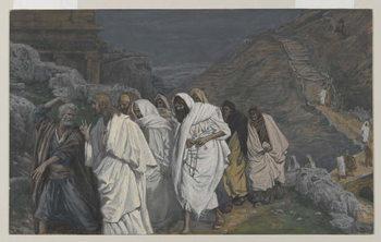 Fine Art Print The Protestations of Saint Peter