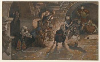 Fine Art Print The Second Denial of Saint Peter