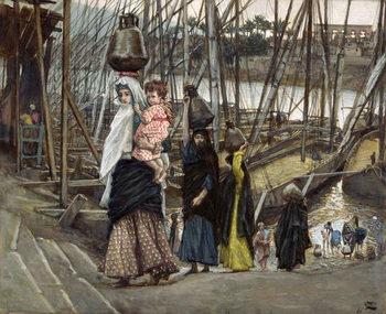 Fine Art Print The Sojourn, Egypt