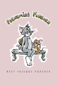 Poster Tom and Jerry - Best Friends Forever