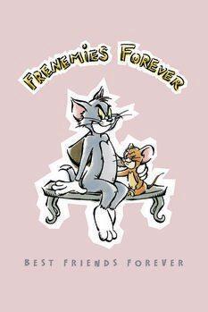 Poster Tom e Jerry - Melhores amigos para sempre