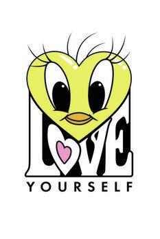 Poster Tweety - Love