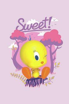 Art Poster Tweety - Sweet