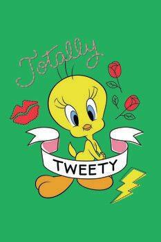 Poster Tweety - Tweet