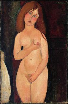 Fine Art Print Venus or Standing Nude or Nude Medici; Venus (Nu debout