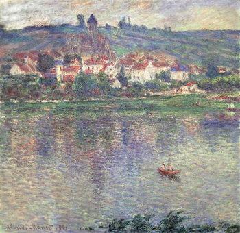 Reprodução do quadro Vetheuil, 1901