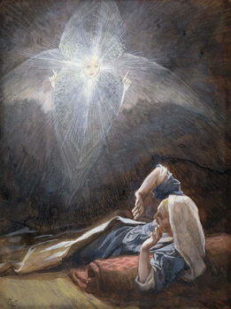 Fine Art Print Vision of St. Joseph