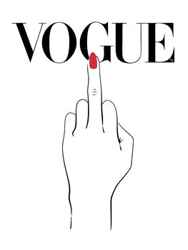 Illustration Vogue