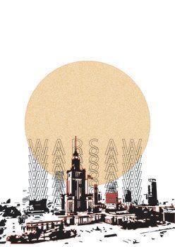 Illustration Warsaw