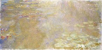 Fine Art Print Waterlily Pond, c.1917-1919