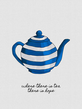 Illustration Where There Is Tea