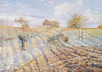 Fine Art Print White Frost, 1873